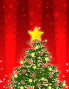 クリスマスツリーの写真素材 [FYI00273887]