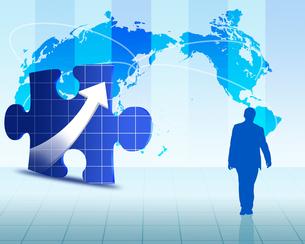 グローバルビジネスの写真素材 [FYI00273899]