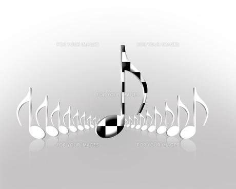 音楽の写真素材 [FYI00273903]
