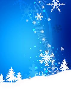 クリスマスイメージの写真素材 [FYI00273909]