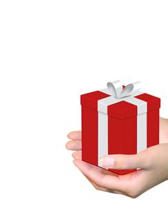 クリスマスプレゼントの写真素材 [FYI00273910]