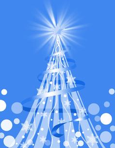 クリスマスツリーの写真素材 [FYI00273925]