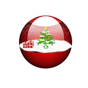 クリスマスワールドの写真素材 [FYI00273938]