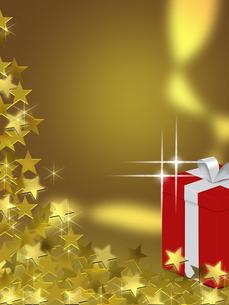クリスマスプレゼントの写真素材 [FYI00273960]