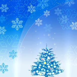 クリスマスツリーの写真素材 [FYI00273982]