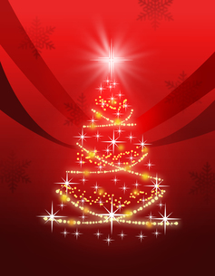 クリスマスツリーの写真素材 [FYI00273983]