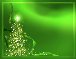 クリスマスツリーの写真素材 [FYI00273990]