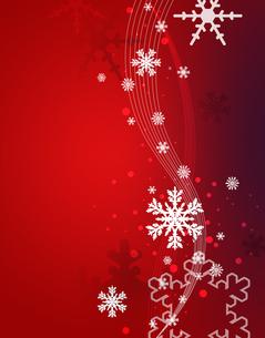 雪の結晶の写真素材 [FYI00273993]