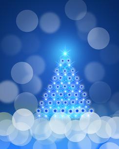 クリスマスツリーの写真素材 [FYI00274071]