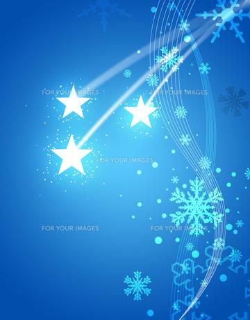 クリスマス模様の写真素材 [FYI00274120]