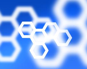 六角模様の写真素材 [FYI00274134]