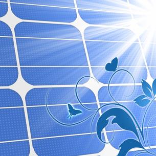 クリーンエネルギーの写真素材 [FYI00274139]