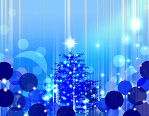 クリスマスツリーの写真素材 [FYI00274144]
