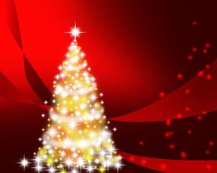 クリスマスツリーの写真素材 [FYI00274184]