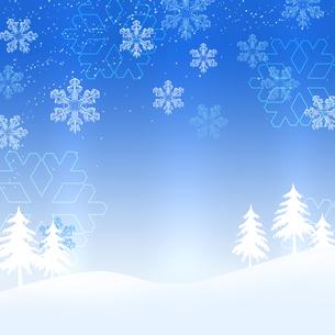 クリスマス風景の写真素材 [FYI00274192]