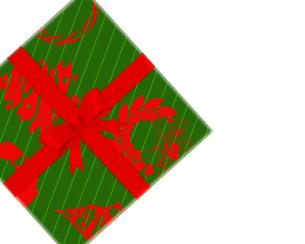 クリスマスプレゼントの写真素材 [FYI00274197]