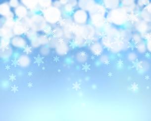 雪の結晶の写真素材 [FYI00274199]