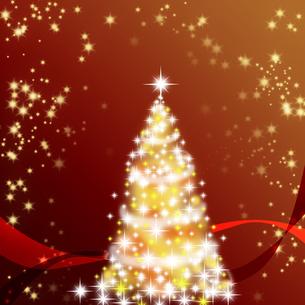 クリスマスツリーの写真素材 [FYI00274230]