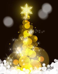 クリスマスツリーの写真素材 [FYI00274234]