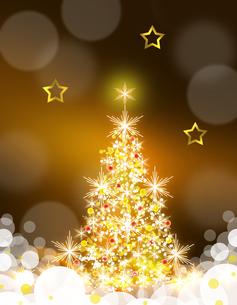 クリスマスツリーの写真素材 [FYI00274242]