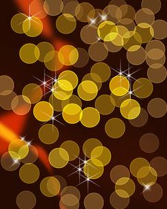 クリスマスイルミネーションの写真素材 [FYI00274263]
