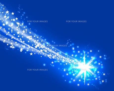 流れ星の写真素材 [FYI00274299]