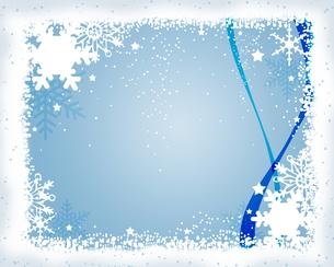 雪の結晶の写真素材 [FYI00274300]
