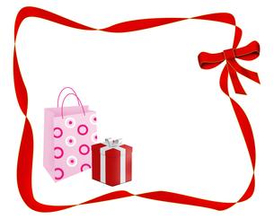 クリスマスプレゼントの写真素材 [FYI00274325]