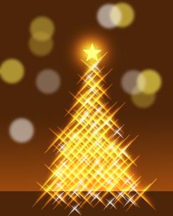 クリスマスツリーの写真素材 [FYI00274327]