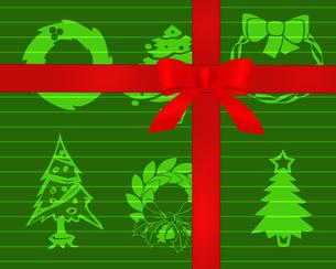 クリスマスプレゼントの写真素材 [FYI00274338]