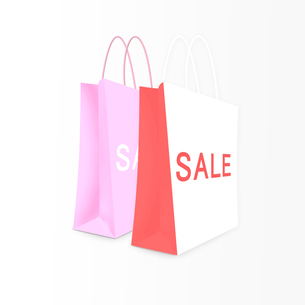 ショッピングバッグの写真素材 [FYI00274446]