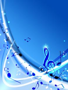 音楽の写真素材 [FYI00274452]