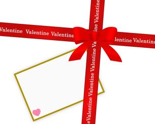 バレンタインカードの写真素材 [FYI00274514]