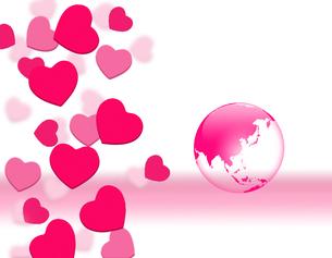 グローバルバレンタインの写真素材 [FYI00274528]