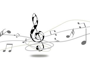 音楽の写真素材 [FYI00274592]