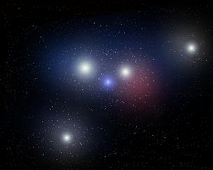 星雲の写真素材 [FYI00274656]
