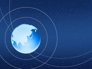 地球の写真素材 [FYI00274802]