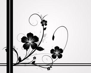 植物模様の素材 [FYI00274893]