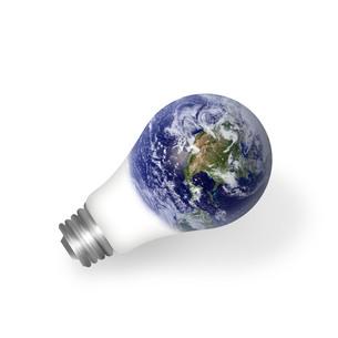 クリーンエネルギーの写真素材 [FYI00274984]