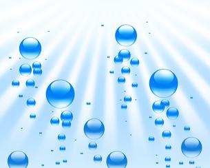 泡の写真素材 [FYI00274995]