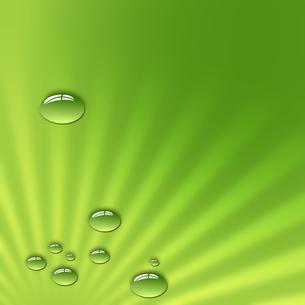 エコな水玉の写真素材 [FYI00275015]