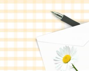 手紙の写真素材 [FYI00275059]