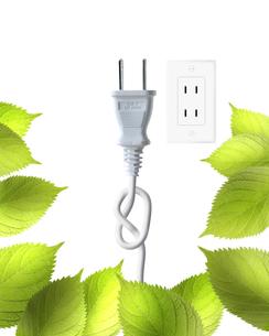 クリーンエネルギーの写真素材 [FYI00275068]