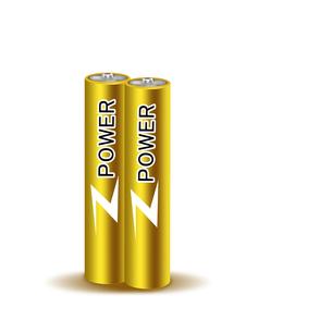 乾電池の写真素材 [FYI00275111]