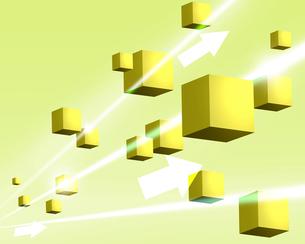 立方体の写真素材 [FYI00275148]