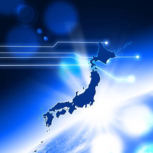 日本のテクノロジーの写真素材 [FYI00275180]