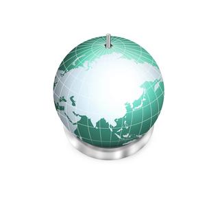 地球儀の写真素材 [FYI00275259]