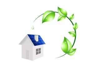 クリーンエネルギーの写真素材 [FYI00275261]