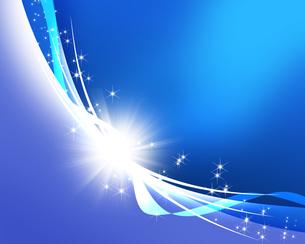 光のフレームの写真素材 [FYI00275275]