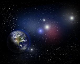 宇宙の写真素材 [FYI00275338]
